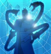 Otto Octavius (Earth-TRN562) from Marvel Avengers Academy 002