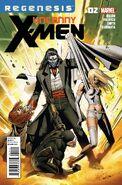 Uncanny X-Men Vol 2 2