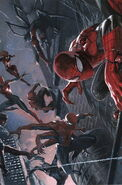 Amazing Spider-Man Vol 3 14 Dell'Otto Variant Textless