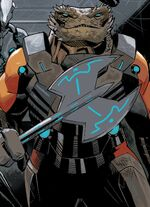 Gator (Earth-616) from Uncanny Avengers Vol 2 3 001