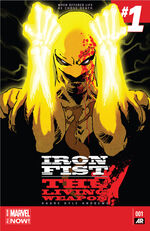 Iron Fist The Living Weapon Vol 1 1