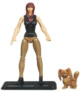 Mary Jane Watson (Earth-616) from Marvel Universe (Toys) Series 2 Wave IX 0001