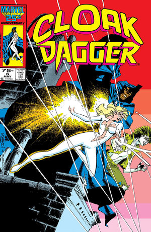 Cloak and Dagger Vol 2 6