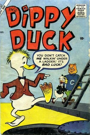 Dippy Duck Vol 1 1