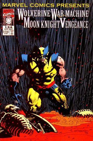 Marvel Comics Presents Vol 1 154