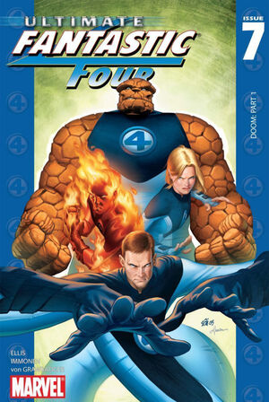 Ultimate Fantastic Four Vol 1 7