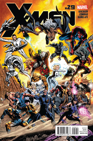 X-Men Vol 3 29