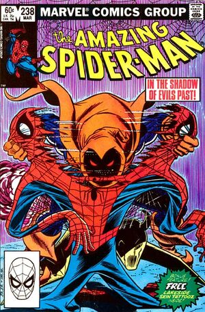 Amazing Spider-Man Vol 1 238 Direct