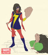 Kamala Khan (Earth-616) concept art 001