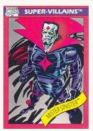 Nathanial Essex (Earth-616) from Marvel Universe Cards Series I 0001