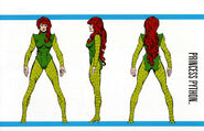 Zelda DuBois (Earth-616) from Official Handbook of the Marvel Universe Master Edition Vol 1 15 0001