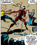 Cletus Kasady (Earth-616) from Amazing Spider-Man Vol 1 363 0001