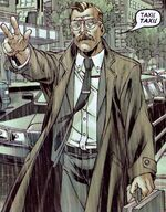 Jack Abrams (Earth-616) from New X-Men Vol 2 21 0001