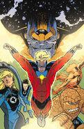 Marvel Adventures Fantastic Four Vol 1 16 Textless