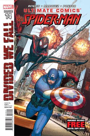 Ultimate Comics Spider-Man Vol 1 14