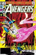 Avengers Vol 1 231