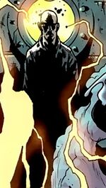 Charles Xavier (Earth-10710) from X-Men Blind Science Vol 1 1 0001
