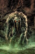 Man-Thing Vol 5 2 Deodato Variant Textless
