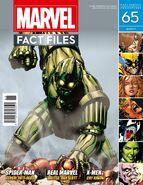 Marvel Fact Files Vol 1 65