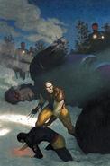 Ms. Marvel Vol 2 38 Wolverine Art Appreciation Variant Textless