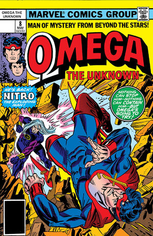 Omega the Unknown Vol 1 8