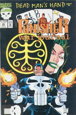 Punisher War Journal Vol 1 45