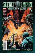 Secret Empire Brave New World Vol 1 5