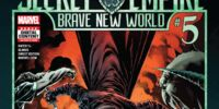 Secret Empire: Brave New World Vol 1 5