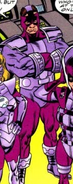 Impact (Wizard's Warriors) (Earth-982) from Fantastic Five Vol 1 2 001