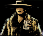 Inez Temple (Outlaw) (Earth-10310) from Deadpool Pulp Vol 1 1 0002