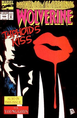 Marvel Comics Presents Vol 1 109