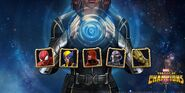 Secret Warriors (Earth-TRN517) from Marvel Contest of Champions 001