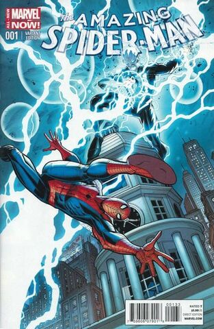 File:Amazing Spider-Man Vol 3 1 Strange Adventures Comix & Curiosities Exclusive Variant.jpg