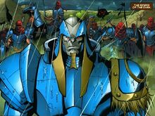 En Sabah Nur (Earth-616) from X-Men Apocalypse vs. Dracula Vol 1 1 0001
