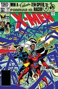 Uncanny X-Men Vol 1 154
