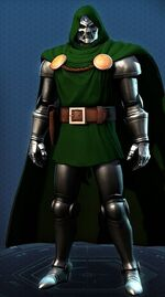 Victor von Doom (Earth-TRN258) from Marvel Heroes (video game) 001