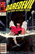 Daredevil Vol 1 256