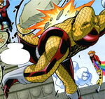 Herman Schultz (Earth-5631) Spider-Man and Power Pack Vol 2 2