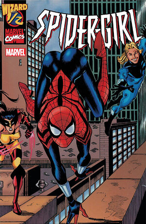 Spider-Girl Vol 1 ½