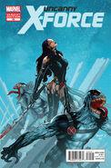 Uncanny X-Force 20 Venom Variant