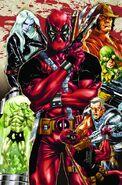 X-Men Origins Deadpool Vol 1 1 Textless