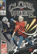 Cloak dagger nr 12 NL