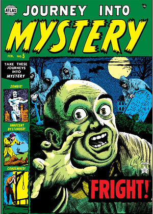 Journey into Mystery Vol 1 5