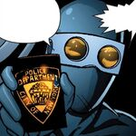 Slyde (NYPD) (Earth-616) in Amazing Spider-Man Vol 1 602 001