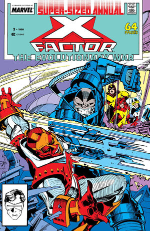 X-Factor Annual Vol 1 3