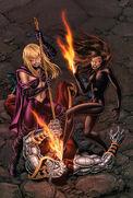 X-Men Forever Vol 2 14 Textless