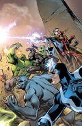 New Avengers Vol 3 28 Textless
