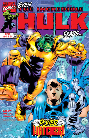 Incredible Hulk Vol 1 473