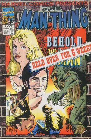 Marvel Comics Presents Vol 1 167