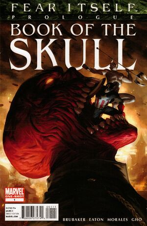 Fear Itself Book of the Skull Vol 1 1